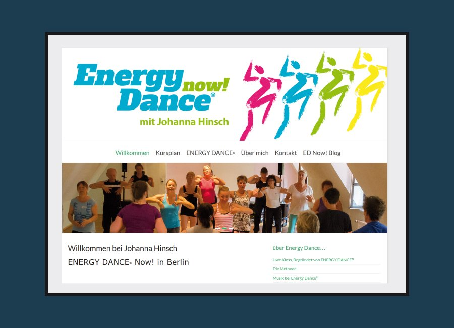 website energydancenow.de